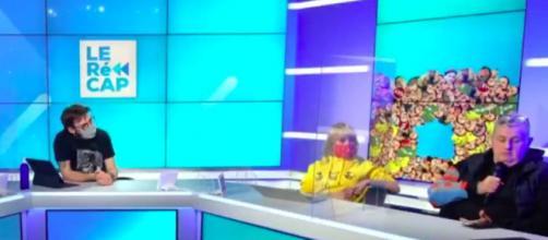 Pierre Ménès choque les internautes en plateau télé - Photo capture d'écran Twitter