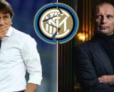 Allegri pronto a subentrare a Conte all'Inter.