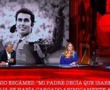 Se desvela el contenido de una grabación secreta de Isabel Pantoja hablando de Paquirri.
