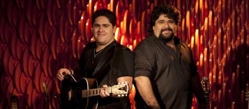 César Menotti e Fabiano fazem live. (Arquivo Blasting News)