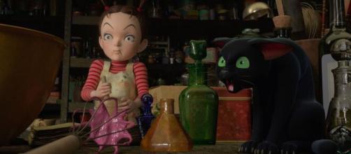 'Earwig y la bruja' usará la animación 3D.