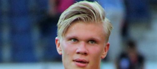 Erling Haaland nel 2018 sarebbe stato vicino alla Juventus.