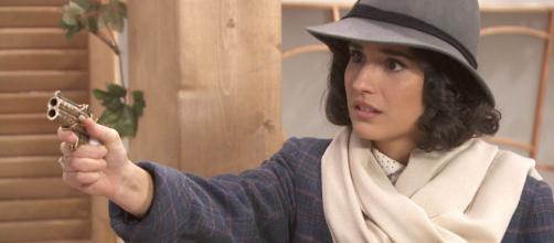Il Segreto, trame al 4 dicembre: Rosa vuole eliminare Isabel, Damian scappa all'arresto.