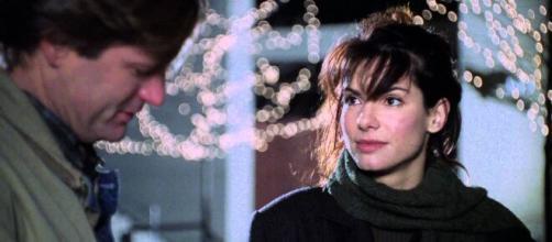 Mientras dormías, una película romántica muy navideña