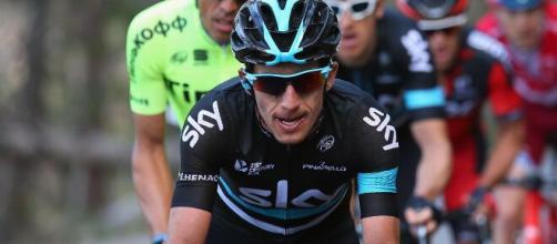Sergio Henao, vincitore di una Parigi Nizza e due volte campione di Colombia