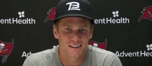 The Chiefs said their preparation for Brady remains the same (© Tampa Bay Buccaneers/YouTube)