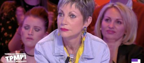 TPMP : Isabelle Morini-Bosc s'est endormie lors du témoignage de Michel, un producteur de musique tabassé par des policiers.©C8 Capture