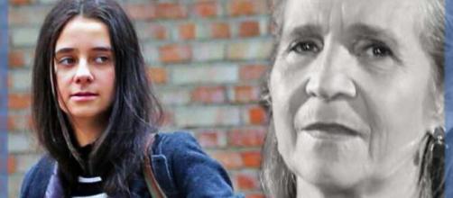 Victoria Federica y la infanta Elena en imagen