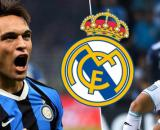 Inter, il Real Madrid pensa a Lautaro Martinez.