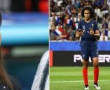 Les 3 surnoms donnés par les joueuses de l'équipe de France à Corinne Diacre. Photo Montage