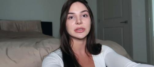 90 Day Fiancé': Anfisa reacts as Jorge & his girlfriend announce pregnancy. [Image Source: ANFISA/ YouTube Screenshot]