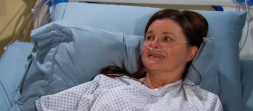 Beautiful anticipazioni, Katie: 'Non sono pronta a dire addio a mio figlio'