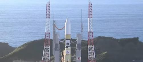 UAE's Hope Mars mission launches from Japan. ©VideoFromSpace YouTube video