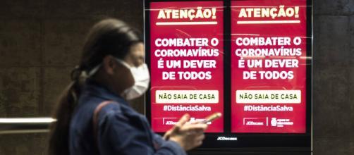 Relaxamento exagerado das medidas de prevenção ao coronavírus faz recrudescer número de casos em SP. (Arquivo Blasting News)