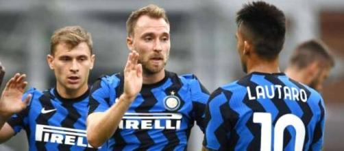 Christian Eriksen potrebbe lasciare l'Inter a gennaio.