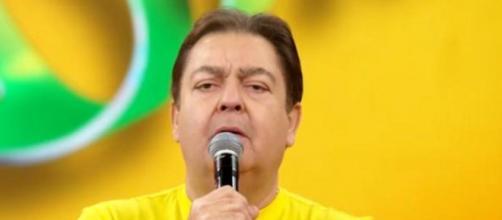 Esposa disse que Faustão já deixou o hospital. (Reprodução/TV Globo)