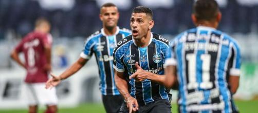 Grêmio, até aqui, é a grande decepção do Brasileirão 2020. (Arquivo Blasting News)