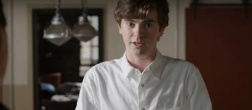 In 'The Good Doctor' Season 4 premiere, Shaun Murphy puts his mixed feelings into squabbles over the pantry.[Image Source: TVSpoilers/YouTube]