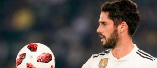 Isco, centrocampista offensivo del Real Madrid.