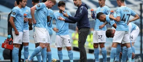 O Manchester City recebe o Olympiacos pela Uefa Champions League. (Arquivo Blasting News)