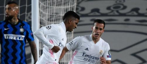 Rodrygo metió otro gol en su corta carrera en Champions. - www.stadiumastro.com