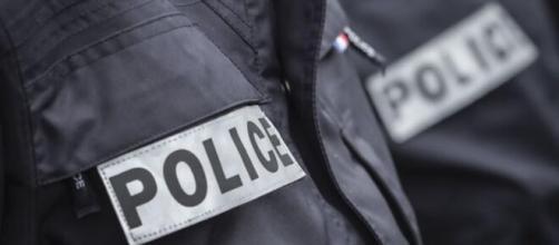 Une image d'un policier - capture d'écran Facebook
