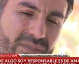 Leopoldo Luque, el médico de Maradona, ante la prensa argentina.