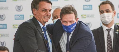 Crivella perde eleições mesmo sendo apoiado por Bolsonaro. (Arquivo Blasting News)
