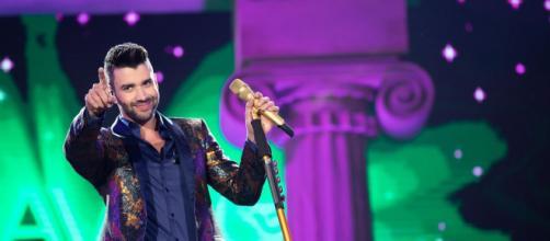 Gusttavo Lima ganha prêmio de músicas mais tocadas em rádios do Brasil. (Arquivo Blasting News)