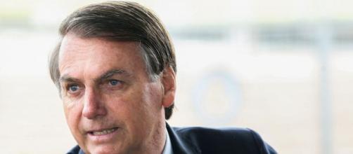 Jair Bolsonaro nega crise diplomática com a China após fala do filho. (Arquivo Blasting News)