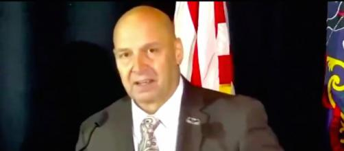 Pa. lawmaker was informed of being positive to coronavirus. (©TheIndependent video Capture)