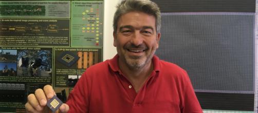 Ricardo Carmona, investigador del IMSE
