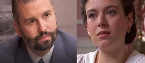 Una Vita, anticipazioni spagnole: Natalia verrà arrestata per la morte di Felicia.