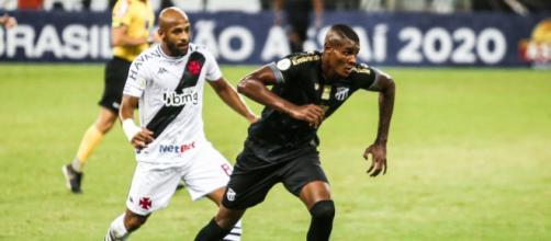 Vasco x Ceará é uma das atrações do Campeonato Brasileiro 2020 desta segunda-feira (30). (Arquivo Blasting News)