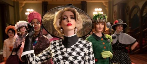 Critican aspecto de la bruja de la película de Anne Hathaway