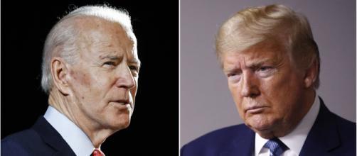 Democrata Joe Biden aparece na frente de Donald Trump na apuração (Arquivo Blasting News)