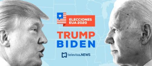 Elecciones EEUU 2020. Trump vs. Biden.