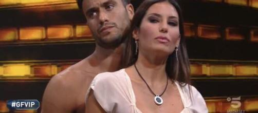 GF Vip, Pierpaolo chiude con Elisabetta.