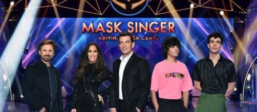 Imagen promocional de 'Mask Singer: Adivina quién canta', que ocupará las noches de los miércoles en Antena 3.