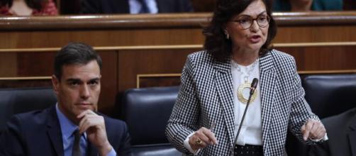 La vicepresidenta Carmen Calvo apuesta por ver primero cuál es el impacto de las medidas adoptadas por las comunidades autónomas