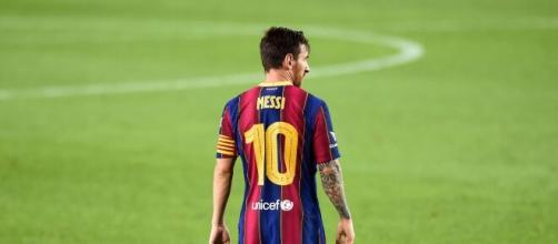 Lionel Messi faillite FC Barcelone
