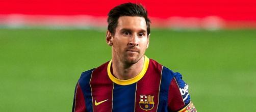 O meia-atacante Lionel Messi continua sendo a principal estrela do Barcelona. (Arquivo Blasting News)