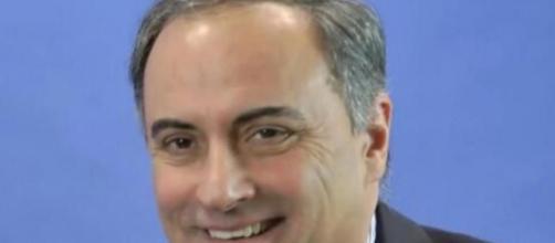 Sandro Piccinini, giornalista sportivo.