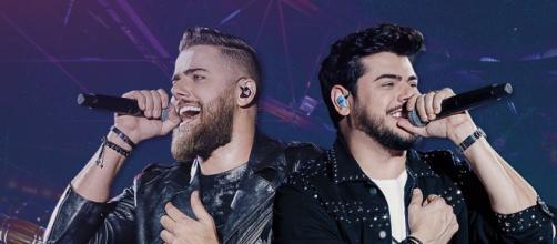 Zé Neto & Cristiano farão primeiro show presencial. (Arquivo Blasting News)