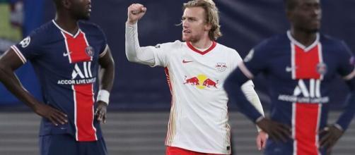 Forsberg fue la figura del partido. - www.goal.com