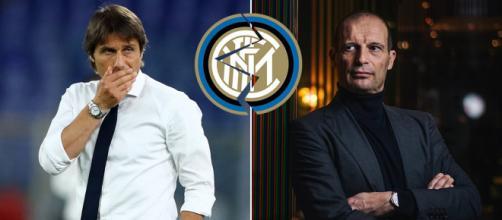 Inter, in caso di addio di Conte potrebbe arrivare Allegri (Rumors).