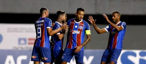 Nesta quinta-feira (5), às 21h30, o Bahia retorna à Arena Fonte Nova em busca da classificação. (Arquivo Blasting News)