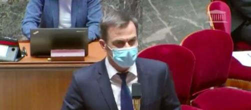 Olivier Véran devrait annoncer de nouvelles mesures en conférence de presse - Photo Capture d'écran Vidéo Twitter AFP