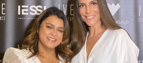 Preta Gil revela que recebeu ajuda de Ivete Sangalo em momento importante de sua carreira. (Reprodução/Instagram)