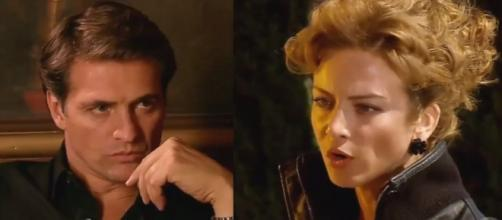 Renata e Jerônimo percebem que não podem ficar juntos. (Televisa)